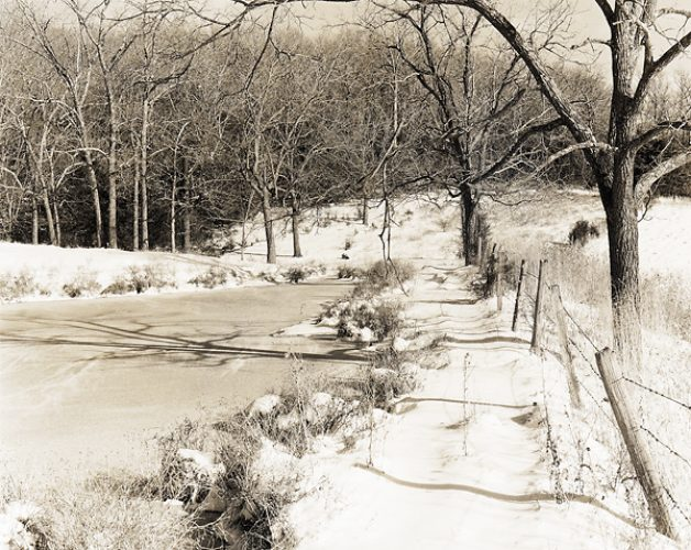 Ice Pond, Ozarks