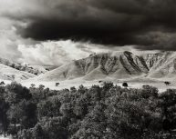 Summer Storm, San Ardo